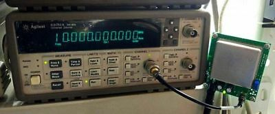 NEW 10MHz OCXO Quartz Oscillator Frequency Reference with Board