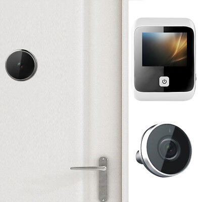 3.0 inch LCD Home Smart WIFI Peephole Door Eye Viewer Video Camera Door Monitor
