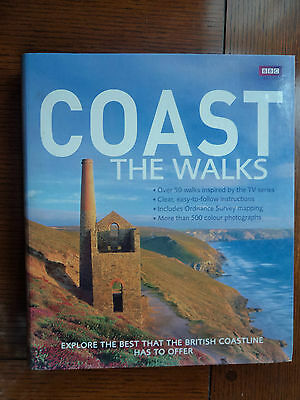 Coast  The Walks Over 50 Walks Inspired by the BBC Television Series