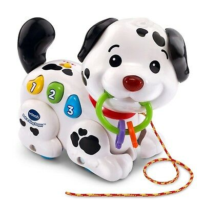 VTech Pull and Sing Puppy Get ready for Fun Best Toy