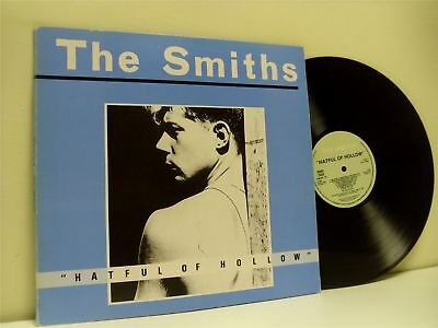 THE SMITHS hatful of hollow LP EX/VG+ TM/RT 76, vinyl, album, gatefold, 1986