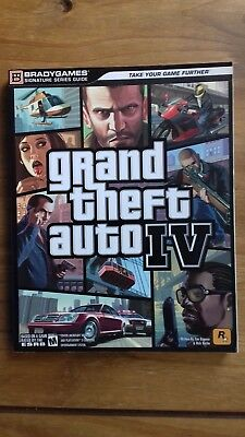Gta 4 Official Strategy Guide