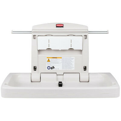 NIB Rubbermaid wall mounted baby changing table 7818-88