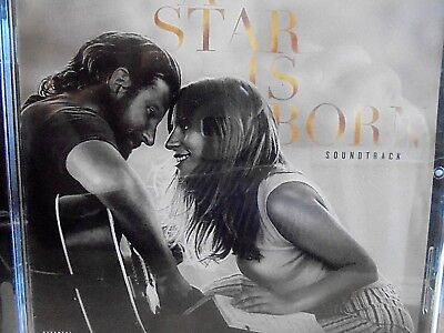 A STAR IS BORN Soundtrack Lady Gaga/Bradley Cooper CD (2018) New Other. Opened