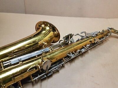 90's CONN 20 M ALT / ALTO SAX / SAXOPHONE - made in USA