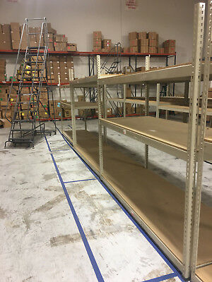 Metal Pallet Racking & Shelving Used and New