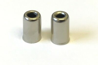 Pair of Kart Outer Throttle Cable Ends