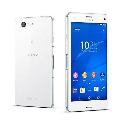 Movil Sony Xperia Z3 Compact D5803 16GB Single Sim Libre Blanco | C
