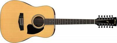 Ibanez PF1512 Dreadnought Acoustic, Natural
