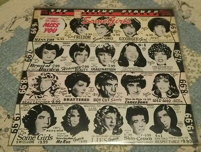 The Rolling Stones  (Some Girls) Lp