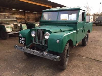 1955 Land Rover Series 1 107 inch