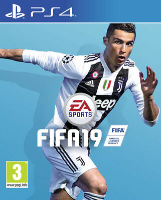 Fifa 19 Ps4 Gioco In Italiano Standard Edition Sony Playstation 4 - Nuovo -