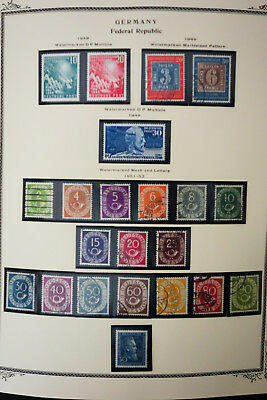 Germany Mint Powerful Stamp Collection