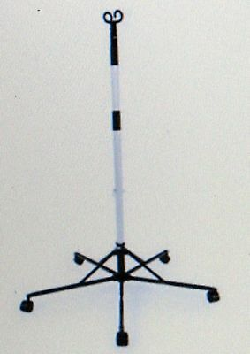Sharps * Pitch-It Sr. IV Pole * Model 30006 with wheels 5 ft tall