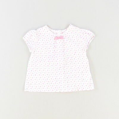 Blusa color Blanco marca Chicco 12 Meses  519911