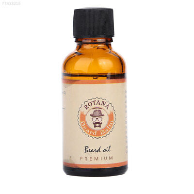 887A Men's Natural Shave Beard Mustache Oil Purifying Essential Oils Facial 30Ml