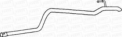 Mercedes Sprinter 208308 2.3d Van Cab Lwb 95-00 Rear Exhaust Tail Pipe Replace