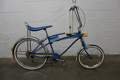 Vintage J.c. Higgins Spaceliner 1950's-1960's Sting Ray Custom - Krate Bicycle