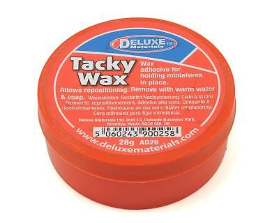 DLMAD29 Deluxe Materials Tacky Wax (28g)