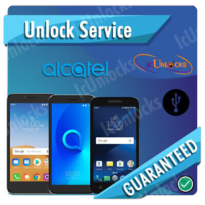 Remote Unlock Service For Alcatel OT-5041C/5052A/OT-5033A/OT-5059A/5059R/5133A