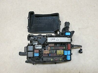 2012-2015 toyota prius under hood relay fuse box block assembly oem