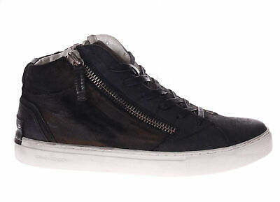 CRIME LONDON - Alta Nero Vintage 11262Ks1.20 Uomo Ss18 - EUR 140 2325889ba64