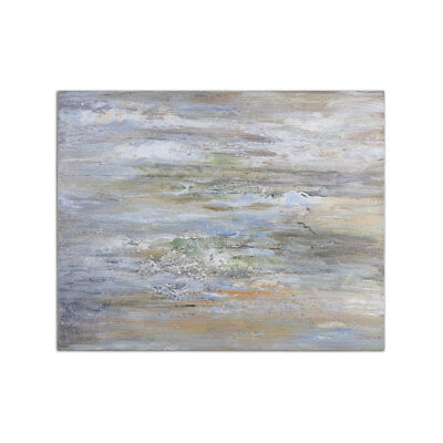 Misty Morning Canvas Wall Art by Uttermost 122cm x 91cm