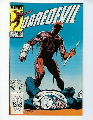 Daredevil # 200 (Nov 1983), Vf+