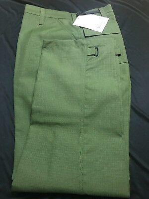 Type II Wildland Fire Pants made with 60/40% Aramid®, size 32-36 Regular w/tags