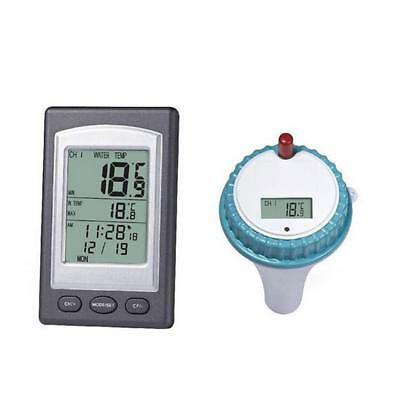 1 Wireless Digtal Floating Swimming Pool Thermometer Water Spa Temperature Guage