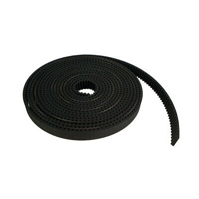 2m Length Open Ended GT2 Timing Belt 2mm Pitch 6mm Width