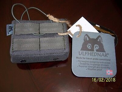 Ulfhednar Magazine Pocket Molle Universal, Up to Two (2) Magazines.