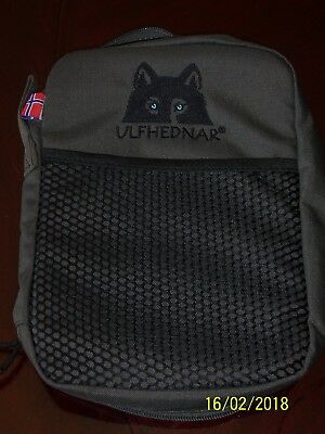 Ulfhednar Tactical Note Pocket for Molle Web aka Notebook Folder/Carrier