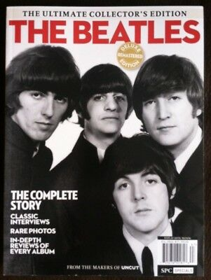 The Beatles Ultimate Collector's Edition from the makers of Uncut Deluxe Edition