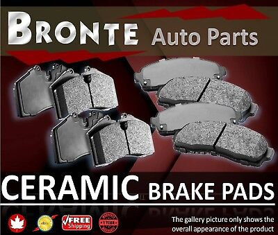 LR3 Hawk LTS Brake Pads Front And Rear For Land Rover Range Rover