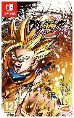 Dragon ball Fighterz Nintendo Switch Game 12+ Years
