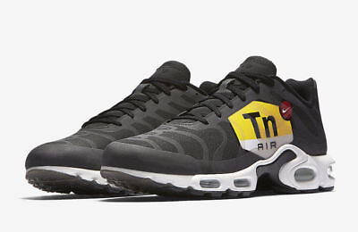 NIKE AIR MAX Plus NS GPX Black White Big Logo OG LAB QS AJ0877-001 ... 764a3b53a