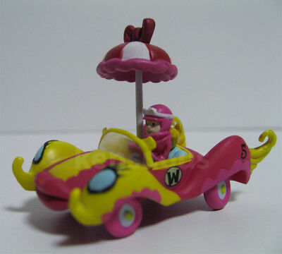 KONAMI Wacky Races the Compact Pussycat 5 Penelope Pitstop High Quality figure