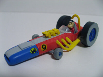 KONAMI Wacky Races the Turbo Terrific 9 Varoom Roadster Peter Perfect figure