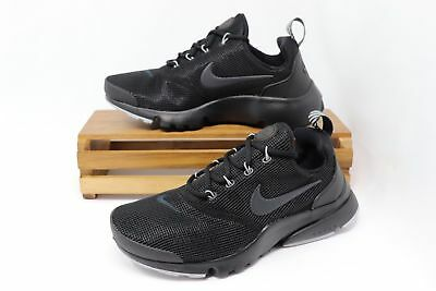 083c346bc1fb NIKE PRESTO FLY (GS) Running Shoes Black Anthracite 913966-008 Youth ...