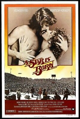 A Star Is Born (1976) - Barbra Streisand, Kris Kristofferson DVD *NEW