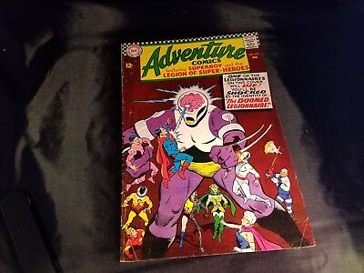 DC Comics Adventure Comics #353