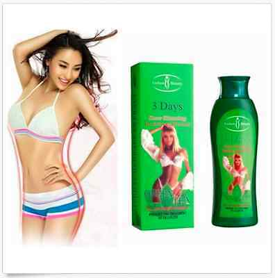 (1 box or more)Green tea Slimming Cream Cellulite Removal Fat burning 200ml
