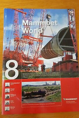 Mammoet world Magazine