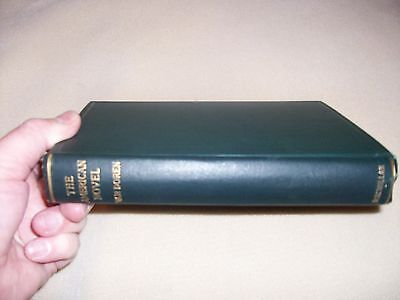 1921 THE AMERICAN NOVEL By: Carl Van Doren; Hard Cover in Very good condition.