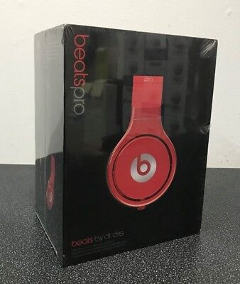 Sale 40% Off- Genuine Beats By Dr Dre Pro Headphones-Lil Wayne Edition-Fast Post