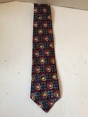 vintage Flintstones  Neck Tie excellent condition 1995