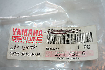 nos Yamaha outboard oil pump gasket