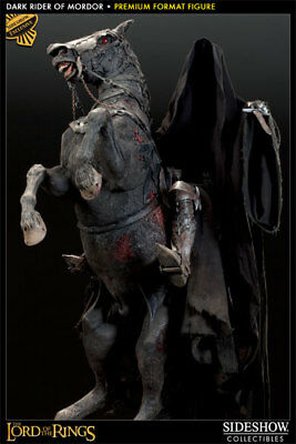 Dark Rider of Mordor Premium Format Figure by Sideshow Collectibles Exclusive