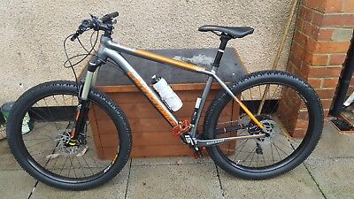 bcc62e10eb1 CANNONDALE BEAST OF the East 3 Hard Tail Mountain Bike (Large ...